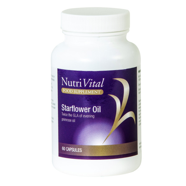NutriVital Starflower Oil