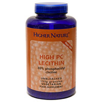 Higher Nature Lecithin Granules