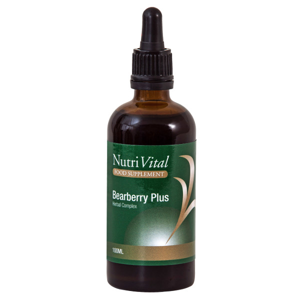 NutriVital Bearberry Plus