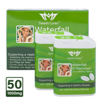 Waterfall D-Mannose 1g Tablets