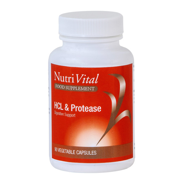 NutriVital HCL and Protease