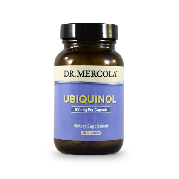 Mercola Ubiquinol 100mg 30's