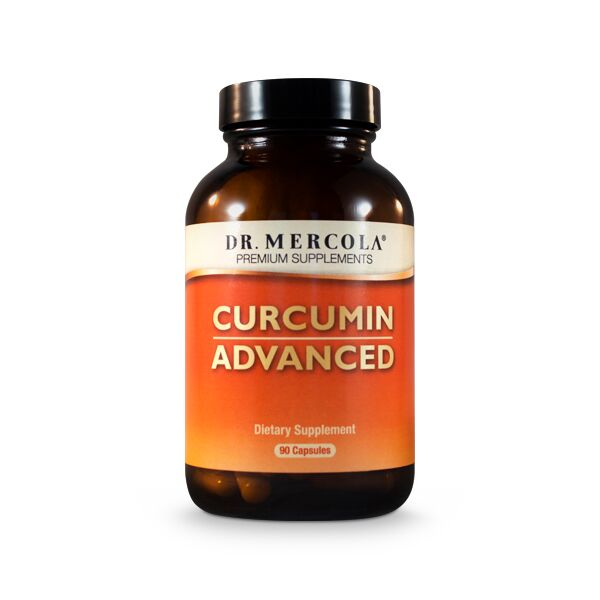 Mercola Curcumin Advanced