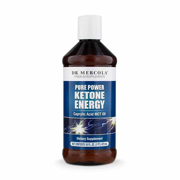 Mercola Pure Power Ketone Energy