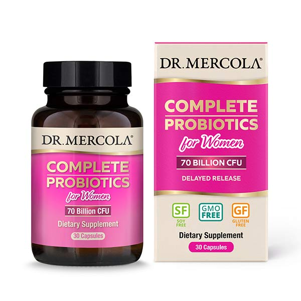 Mercola Complete Probiotics for Women