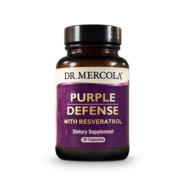 Mercola Purple Defense