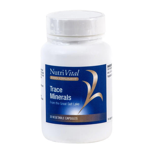 NutriVital Trace Minerals 30