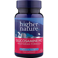 Higher Nature Veg. Glucosamine HCL